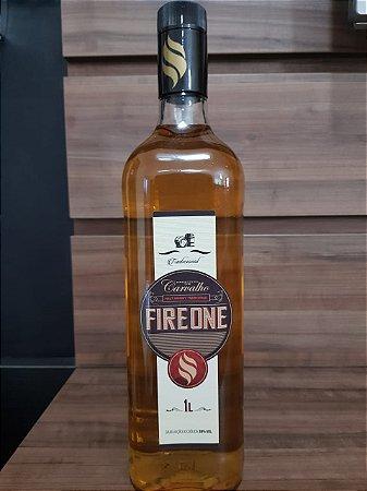 Aperitivo De Malt Whisky E Carvalho Fireone.