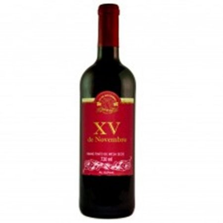 Vinho seco de mesa - XV de Novembro - 700 Ml