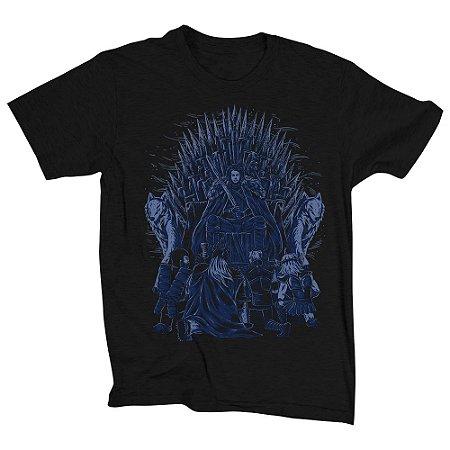 Camiseta Unissex Throne