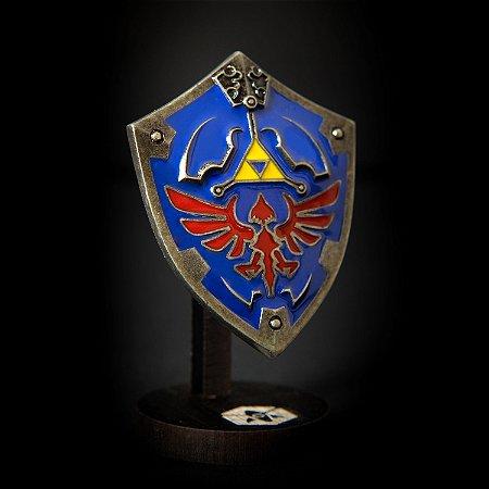Colecionável Escudo Master Shield