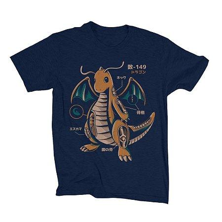 Camiseta Unissex Dragonite