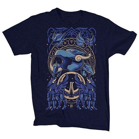 Camiseta Unissex 12 Casas