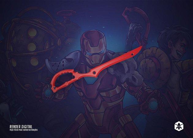 Colecionável Scissor Blade