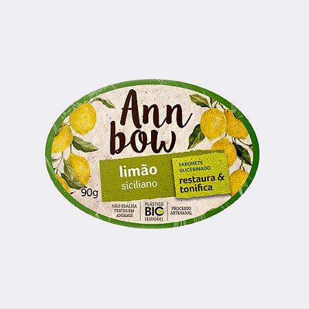 Sabonete Ann Bow Limão Siciliano 90g