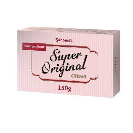 Sabonete Super Original Cravo 150g