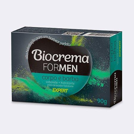 Sabonete Biocrema Men Expert 90g