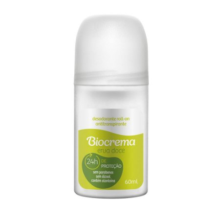 Desodorante Roll On Biocrema Erva Doce 60ml