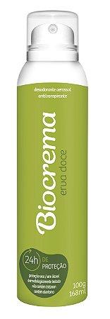 Desodorante Aerossol Biocrema Erva Doce 168ml