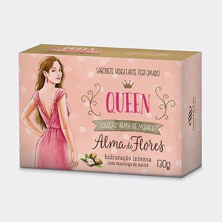 Sabonete Alma de Flores Queen 130g
