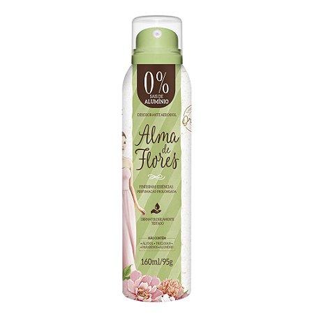 Desodorante Aerossol Alma de Flores Clássico 160ml