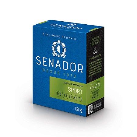 Sabonete Senador Sport 130g