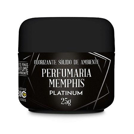 Odorizante de Ambiente Perfumaria Memphis Platinum
