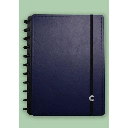 Caderno Inteligente Dark Blue 80 Folhas