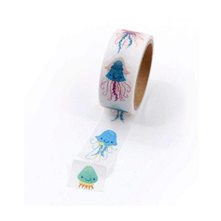 Washi Tape Água Viva