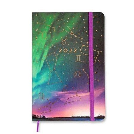 Agenda Planner 2022 Cicero Astral Boreal 14x21