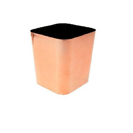 Porta Canetas/Objetos Dello Color Rose Gold 3029