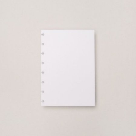 Refil Caderno Inteligente A5 Liso 90g 50 Folhas