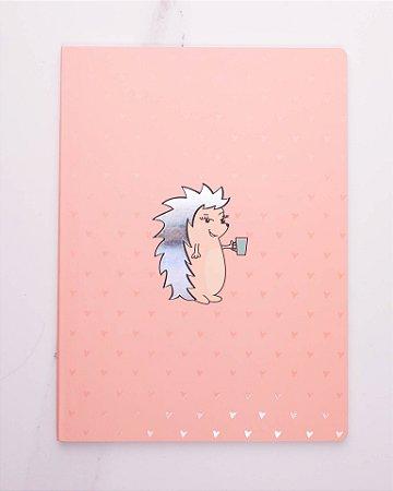 Caderno Papertalk Ultra Flex Pontilhado LR 5976-7 Riccio Otima