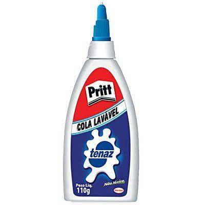 Cola Branca 110g Lavável Tenaz Henkel