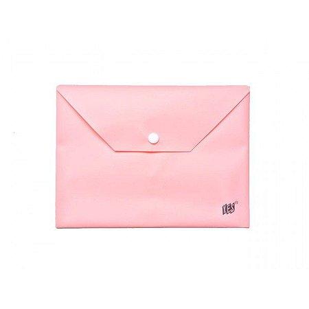 Envelope com Botão Tons Pastel A5 YES