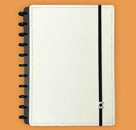 Caderno Inteligente Grande Canvas 80 Folhas