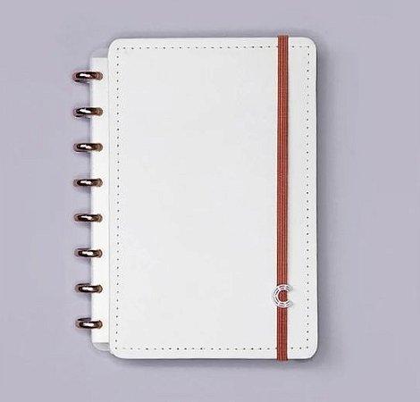 Caderno Inteligente A5 All White 80 Folhas