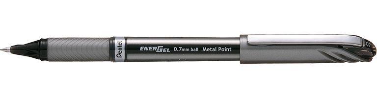 Caneta Gel Pentel Energel BL27 0.7 Preta