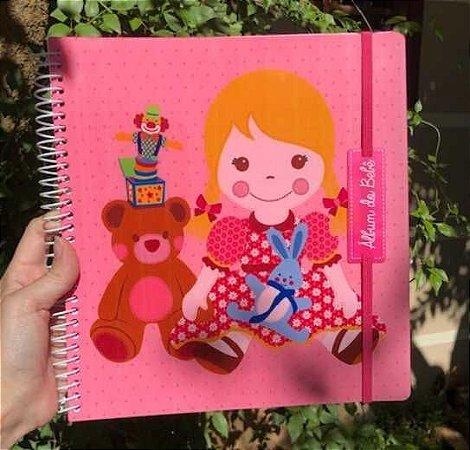 Livro do Bebê 23x25 Confetti