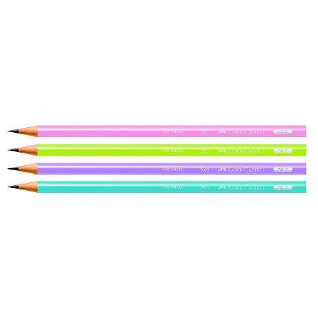 Lápis Preto N2 MAX Colors Faber-Castell