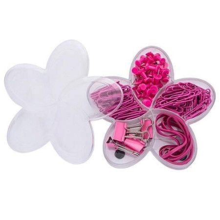 Flor de Lotus Pink Set Molin 126 peças