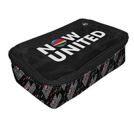 Estojo Escolar Baú Dac Now United ref.3218