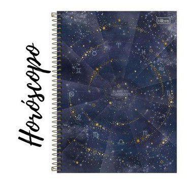 Caderno Espiral Colegial 1M Magic 80 Folhas Tilibra