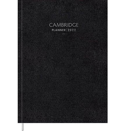 Planner Executivo Costurado Cambridge Set 2022 Tilibra 12679