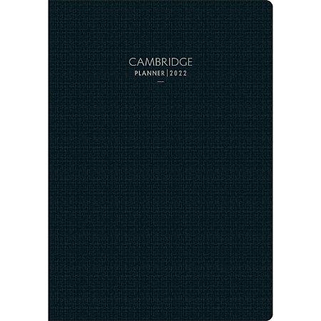 Planner Executivo Grampeado Cambridge 2022 Tilibra