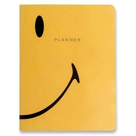 Planner Revista Mensal Smiley Cicero