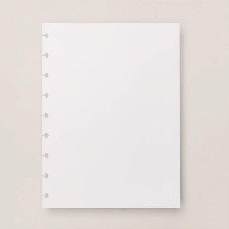 Refil Caderno Inteligente Médio Liso 90g 50 Folhas