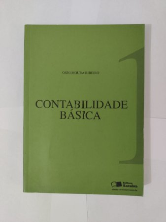 Contabilidade Básica - Osni Moura Ribeiro