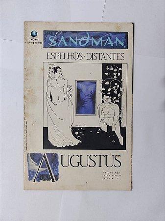 Sandman: Espelhos Distantes - Neil Gailman, Bryan Talbot e stan Woch