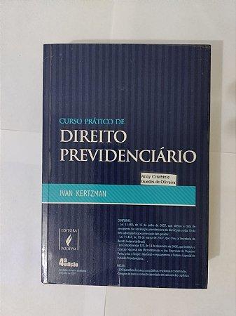 Curso Prático de Direito Previdenciário - Anny Cristhinie e Guedes de Oliveira