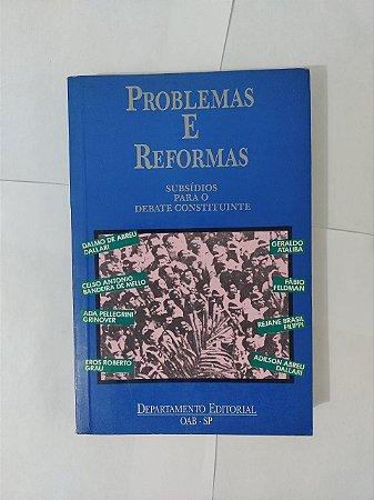 Problemas e Reformas - Dalmo de Abreu Dallari, entre outros