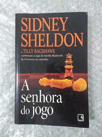 A Senhora do Jogo - Sidney Sheldon - Ed. Econômica