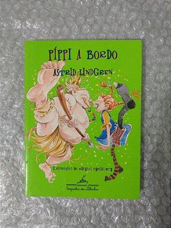 Píppi a Bordo - Astrid Lindgren