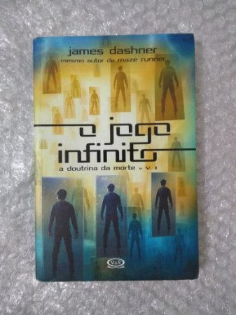 O Jogo Infinito volume 1 - James Dashner - Doutrina da morte