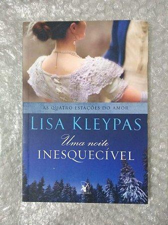 Uma Noite Inesquecível - Lisa Kleypas