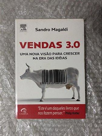 Vendas 3.0 - Sandro Magaldi