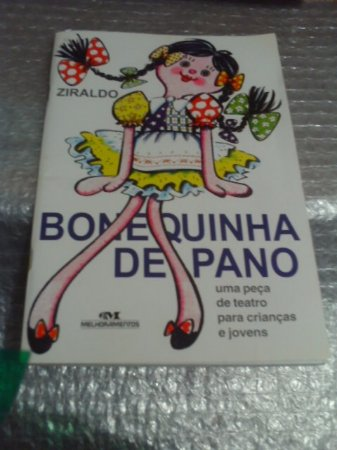Bonequinha De Pano - Ziraldo