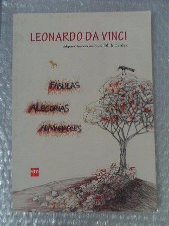 Fábulas Alegorias Adivinhações - Leonardo Da Vinci