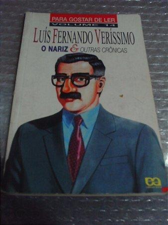 O Nariz E Outros Contos - Luís Fernando Veríssimo