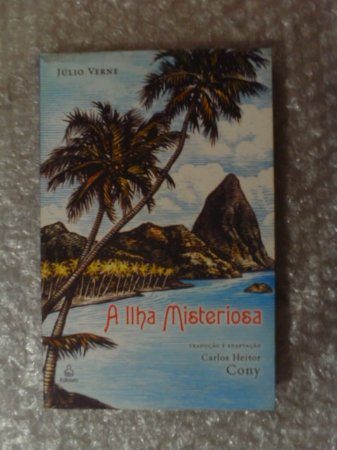 A Ilha Misteriosa - Júlio Verne