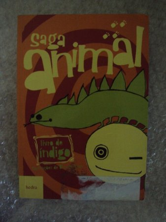 Saga Animal - Índigo